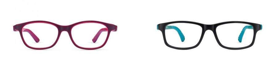 Crew and Camper eyewear styles from Nano