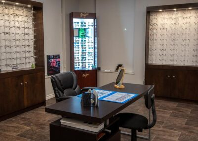 Frames and Sunglasses at In Focus Eye Care, Summerside, PEI