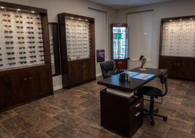 Frames and Sunglasses at In Focus Eye Care, Summerside PEI
