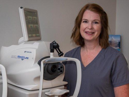 Jennifer Goeseels, In Focus Eye Care
