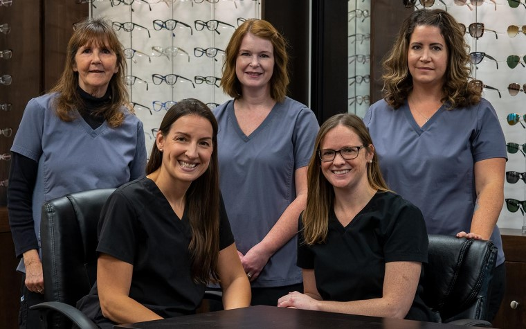 Optometrists and Opticians at In Focus Eye Care