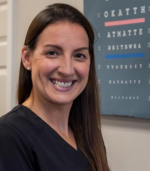 Sara Anstey, Optometrist